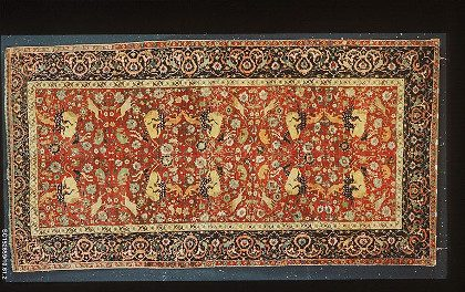 """Carpets for Kings"" Exhibition at the Metropolitan Museum"