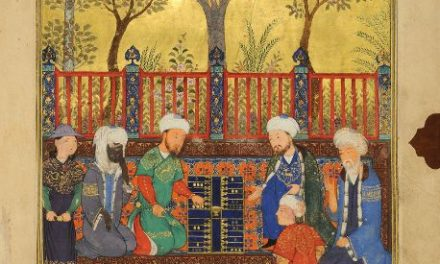 A new light on Bernard Berenson : Persian paintings from Villa I Tatti