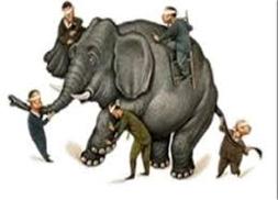 حکایت فیل و تفسیر آن