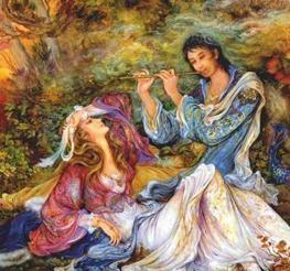 نظامی                      شاعر داستان  گوي ايران