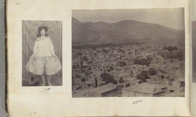 تکنولوژی تصویر در قرن نوزدهم ایران