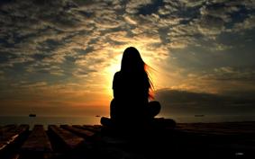 غم تنهائی