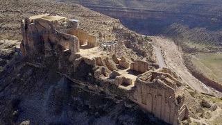 ثبت بنای تاریخی قلعه دختر در فهرست جدید یونسکو