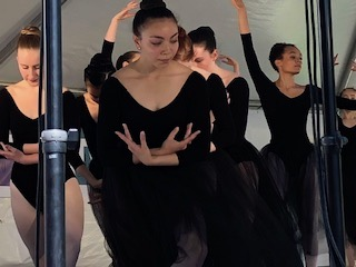 یازدهمین سالگرد فستیوال رقص های بین المللی در کمبریج- ماساچوست