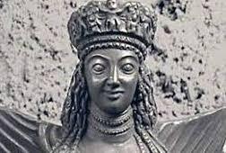 اسطوره آناهیتا در نمادها، تندیسه ها و نقش برجسته های ایرانی