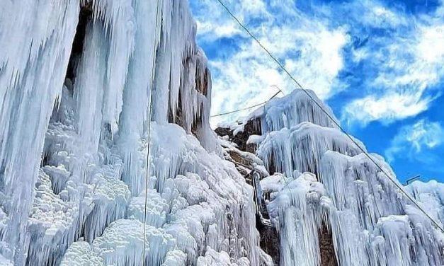 برف از دیدگاه شعرای ایران