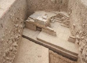 دروازه کوروش در نزدیکی تخت جمشید کشف شد